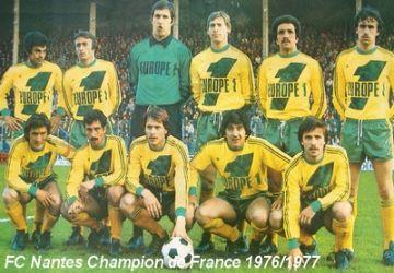 Les 11... du FC Nantes