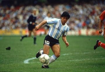 Un joueur, un palmarès : Diego Maradona (ARG)