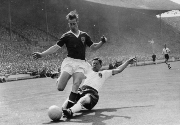 Un joueur, un palmarès : Bobby Charlton (ANG)