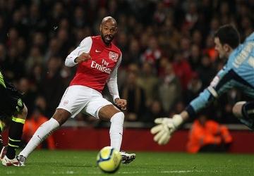 Un joueur, un palmarès : Thierry Henry (FRA)