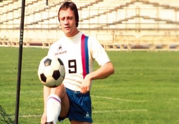 Un joueur, un palmarès : Bernard Lacombe (FRA)