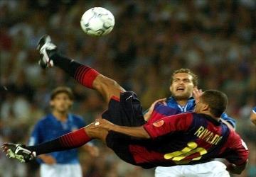 Un joueur, un palmarès : Rivaldo (BRE)