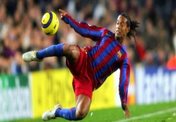 Un joueur, un palmarès : Ronaldinho (BRE)