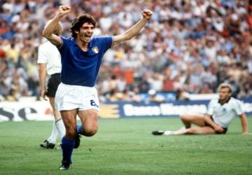 Un joueur, un palmarès : Paolo Rossi (ITA)