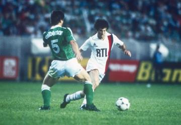 Un joueur, un palmarès : Mustapha Dahleb (ALG)