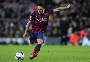 Un joueur, un palmarès : Xavi (ESP)