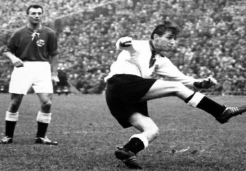 Un joueur, un palmarès : Fritz Walter (ALL)