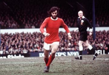 Un joueur, un palmarès : George Best (ILN)