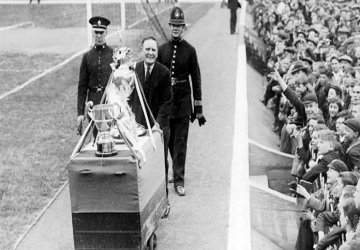 Un entraîneur, un palmarès : Herbert Chapman (ANG)
