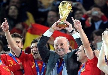 Un entraîneur, un palmarès : Vicente Del Bosque (ESP)