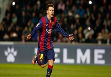 Un joueur, un palmarès : Lionel Messi (ARG)