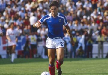 Un joueur, un palmarès : Manuel Amoros (FRA)