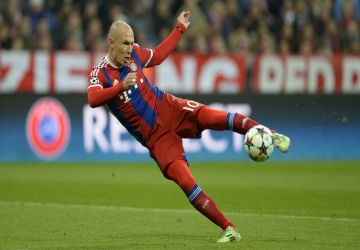 Un joueur, un palmarès : Arjen Robben (HOL)