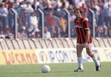Un joueur, un palmarès : Franco Baresi (ITA)