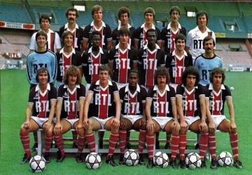 Cette année-là : 1982, PSG remporte la Coupe de France