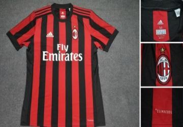 Maillot Domicile AC Milan nouvelle