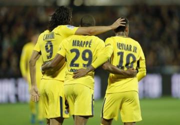 Trois ouragans nommés : Kylian, Edinson et Neymar
