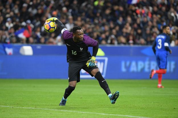 Équipe de France : Steve Mandada sera titulaire face à l'Irlande
