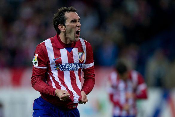Mercato : Diego Godín serait en contact avec un géant italien !