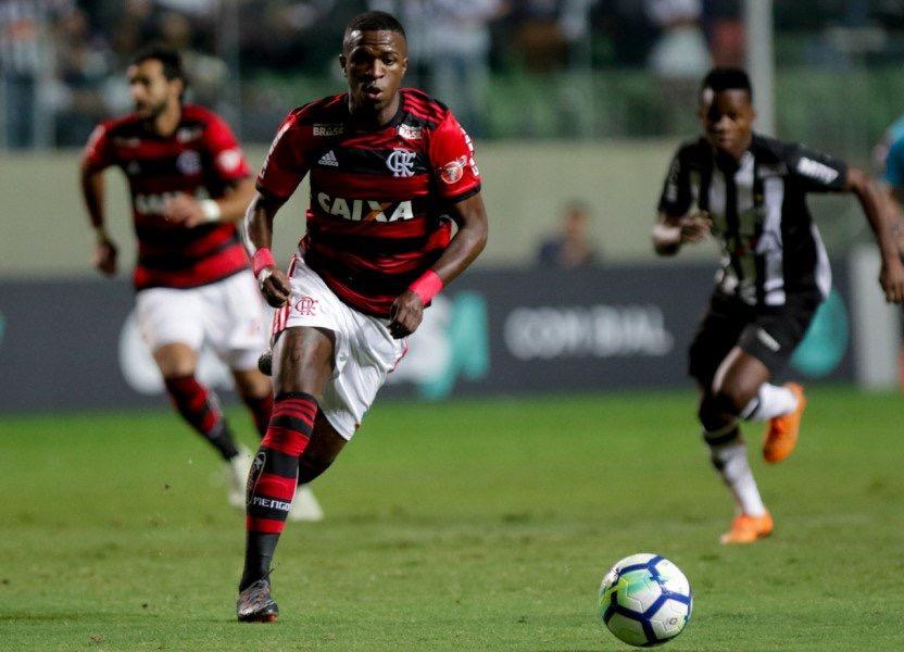 Flamengo leader du championnat brésilien