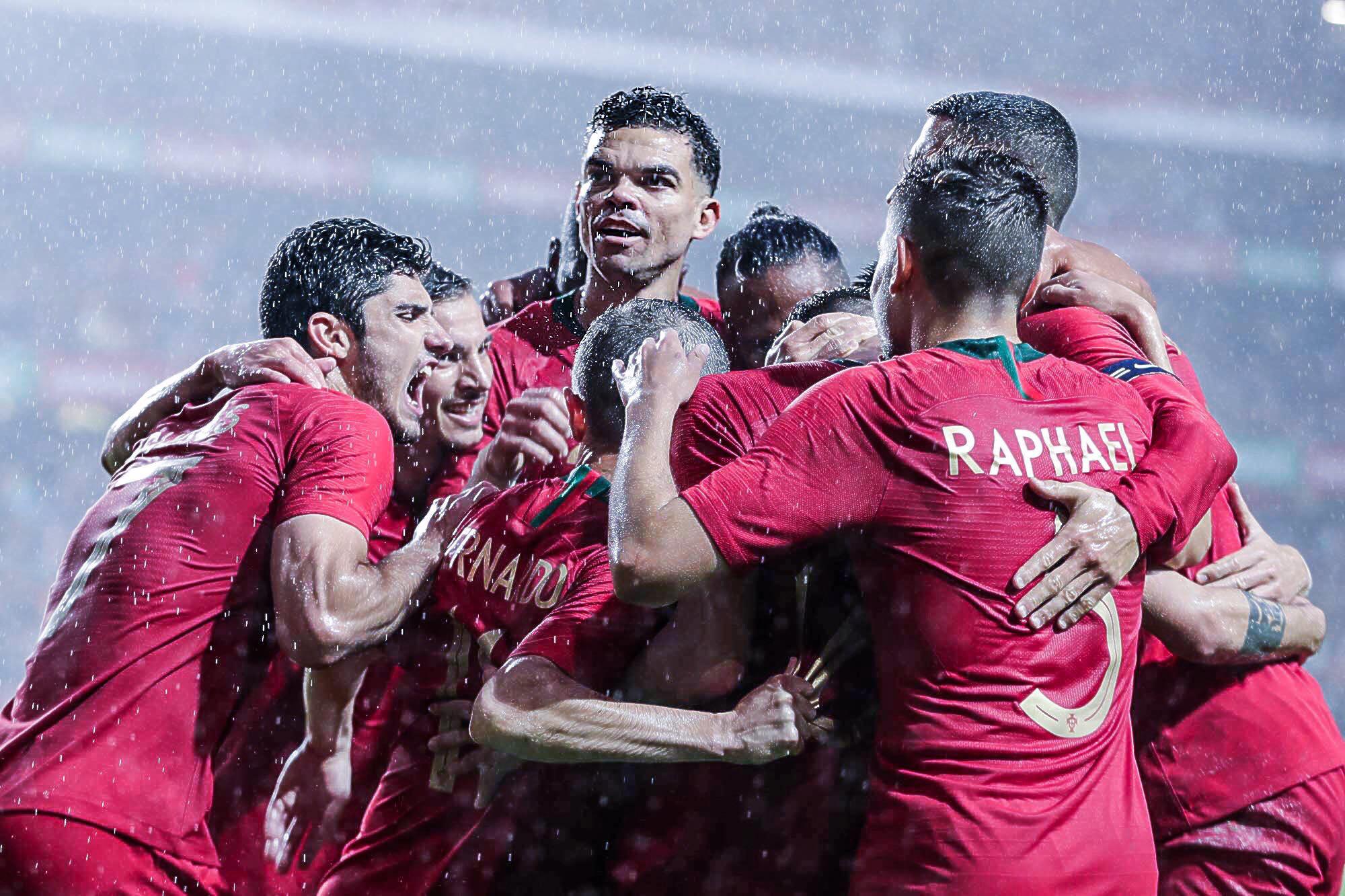 Portugal, prendre match après match