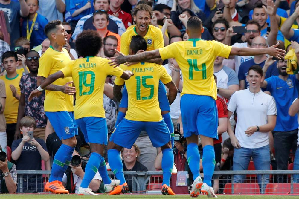Le Brésil veut sa revanche