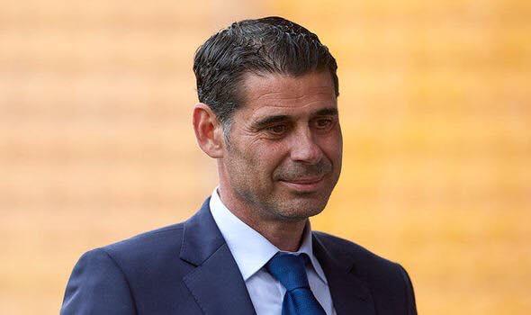 Fernando Hierro, nouveau sélectionneur de l'Espagne !