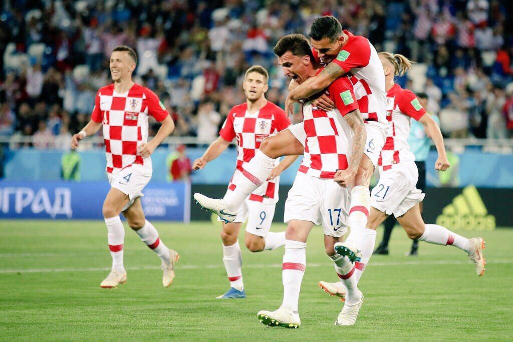 La Croatie maîtrise le Nigéria
