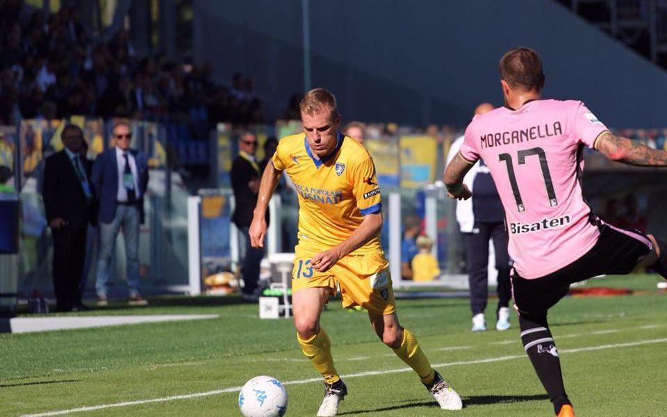 Frosinone remporte les barrages de Série B