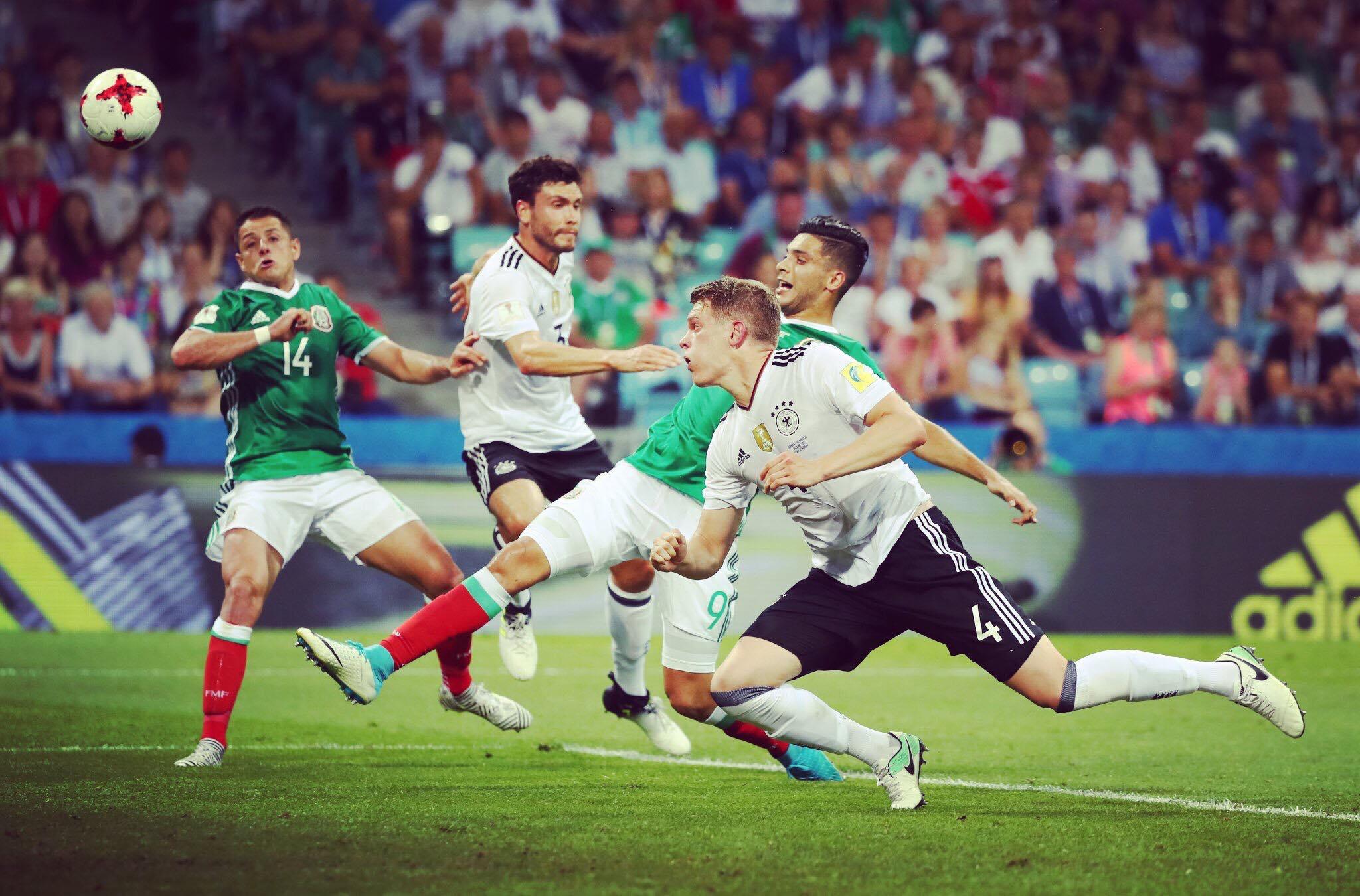 Allemagne-Mexique: le choc du groupe F!