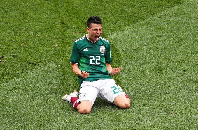 Un Mexique conquérant vient à bout de l'Allemagne(1-0) !