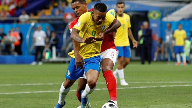 Le Brésil tombe sur un os !
