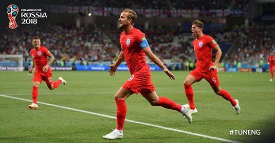 Harry Kane délivre l'Angleterre