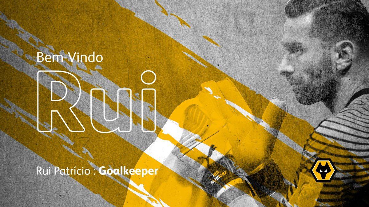 Rui Patricio rejoint Wolverhampton ! (officiel)