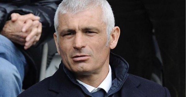 Fabrizio Ravanelli vers l'Arsenal Kiev
