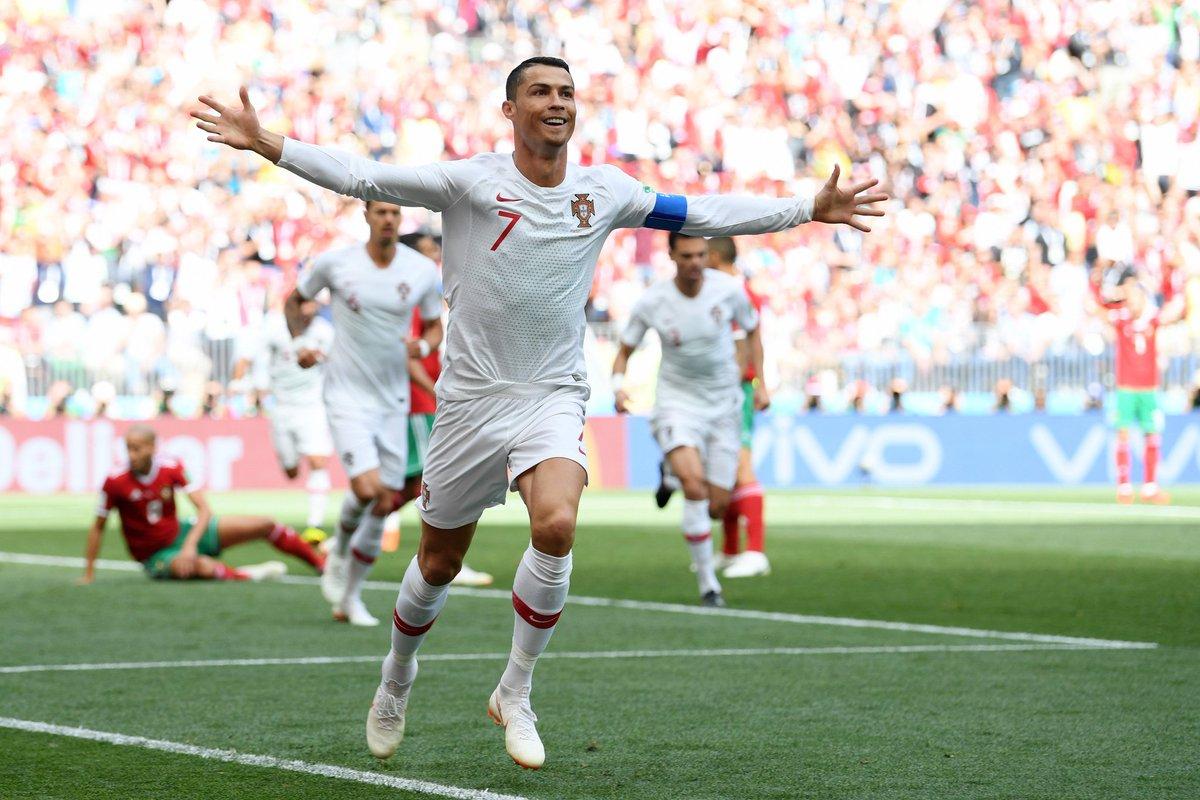 Cristiano Ronaldo offre un succès précieux au Portugal