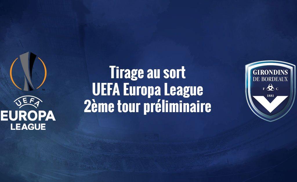 Bordeaux connait le nom de son prochain adversaire en Europa League !
