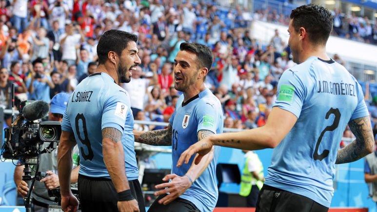 L'Uruguay élimine l'Arabie Saoudite après sa victoire 1-0 !