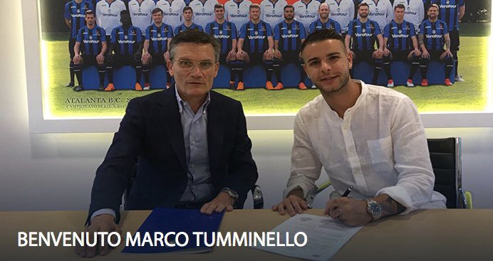 Marco Tumminello quitte l'AS Roma