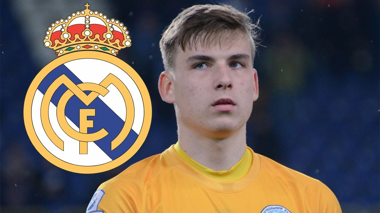 Le Réal Madrid s'offre un jeune gardien