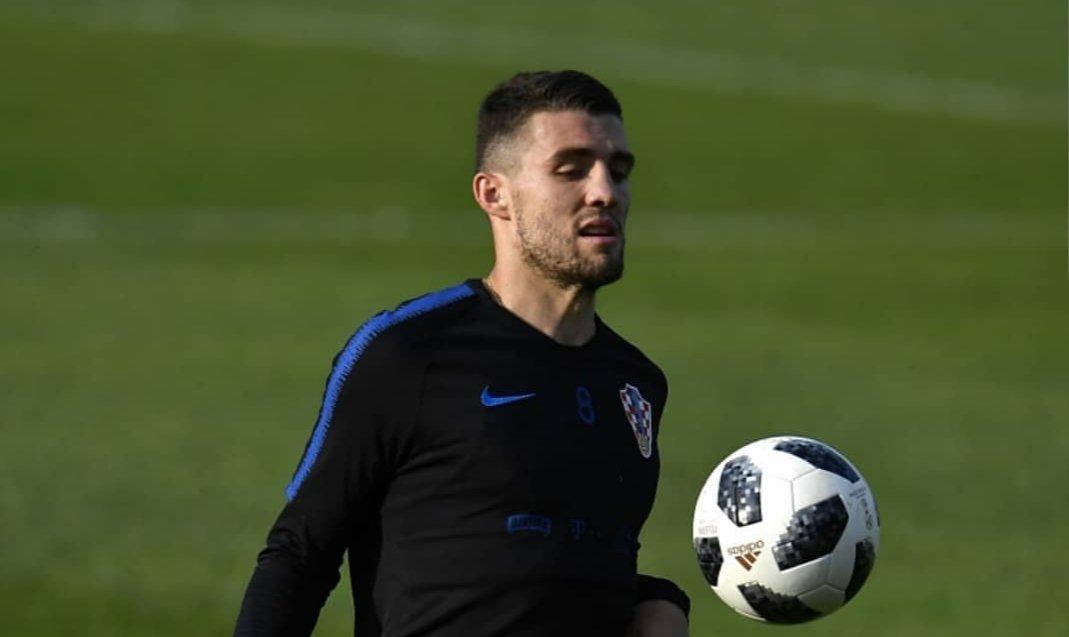 Mateo Kovacic veut changer d'air