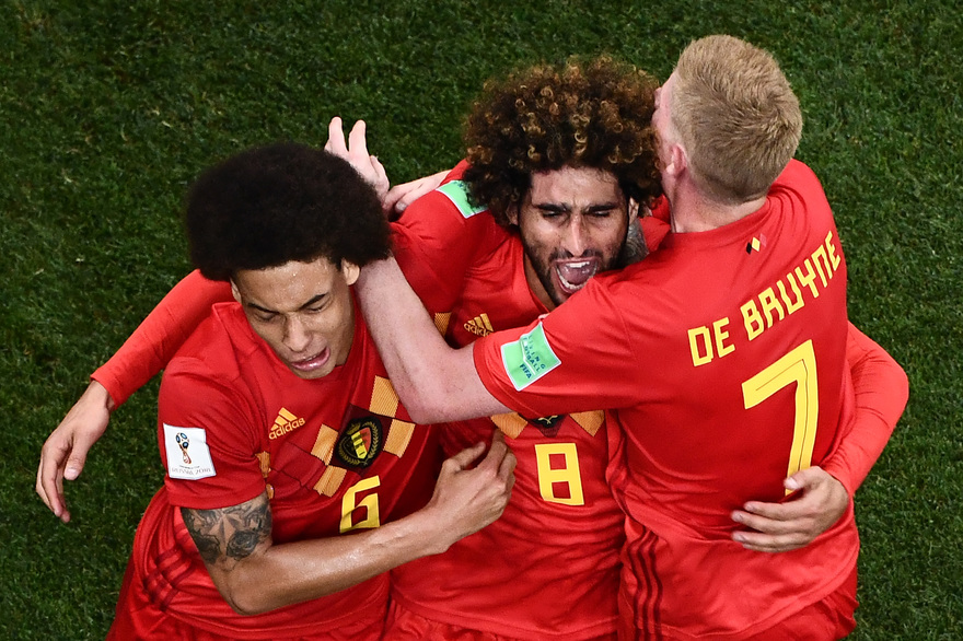 La Belgique en quart au terme d'un match fou !