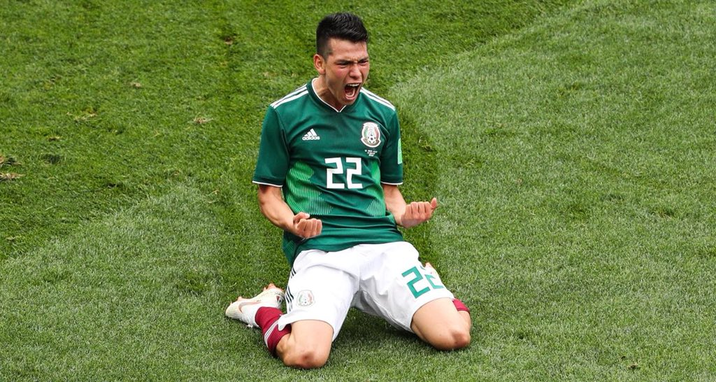 Hirving Lozano, le joyau mexicain