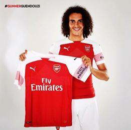 Le jeune Mattéo Guendouzi signe à Arsenal! (off.)