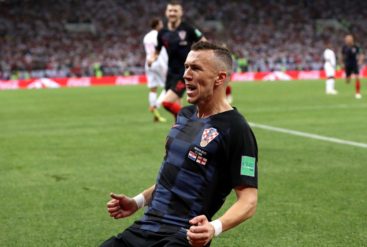 ANG/CRO : La Croatie en finale !