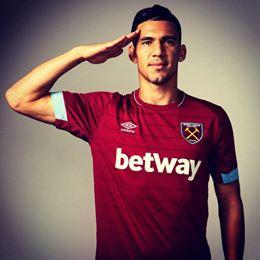 La Paraguayen Balbuena est un joueur de West Ham! (off.)