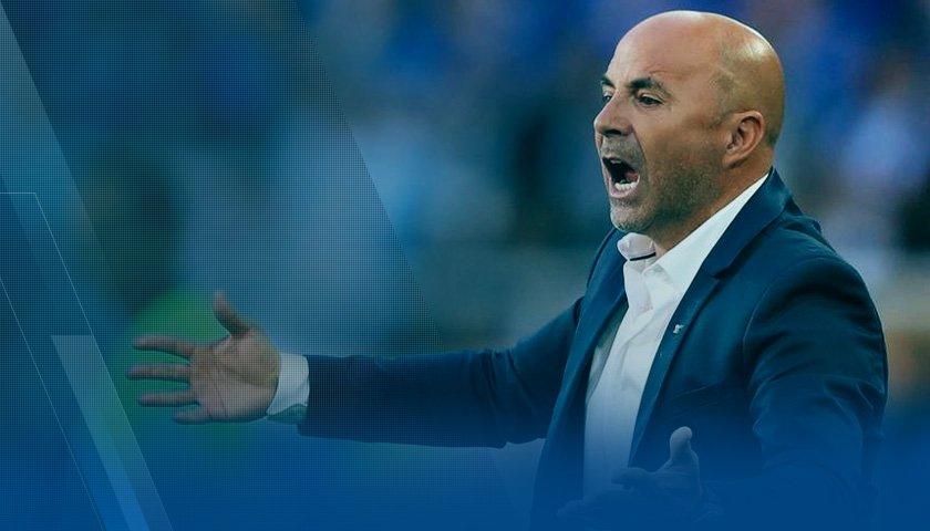 Jorge Sampaoli n'est plus le sélectionneur de l'Argentine (off.)