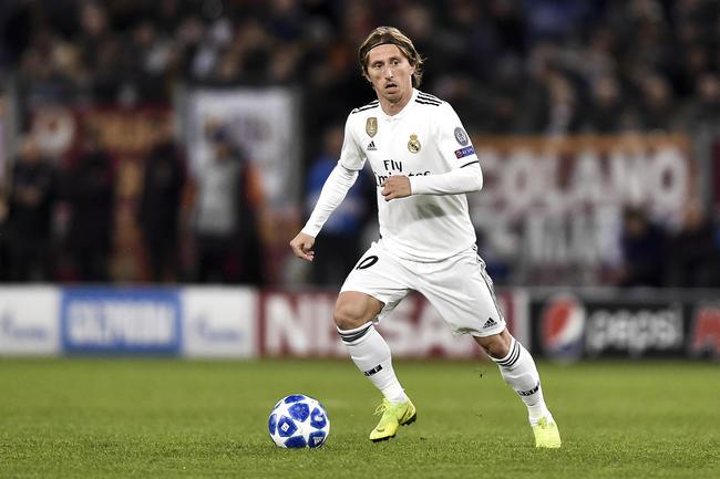 Un joueur, un palmarès : Luka Modric (CRO)