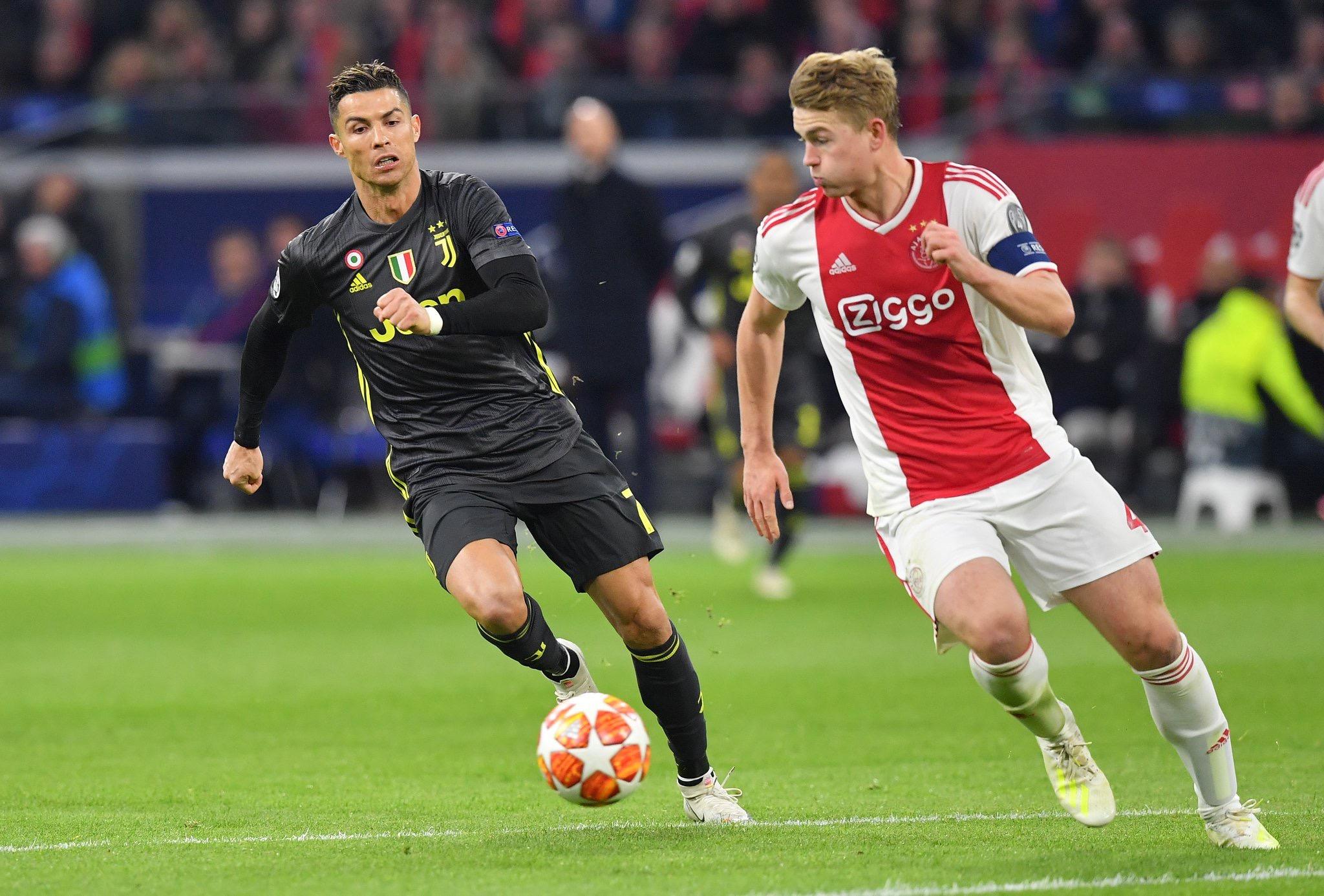 Le Barça trop fort, l'Ajax monumentale !