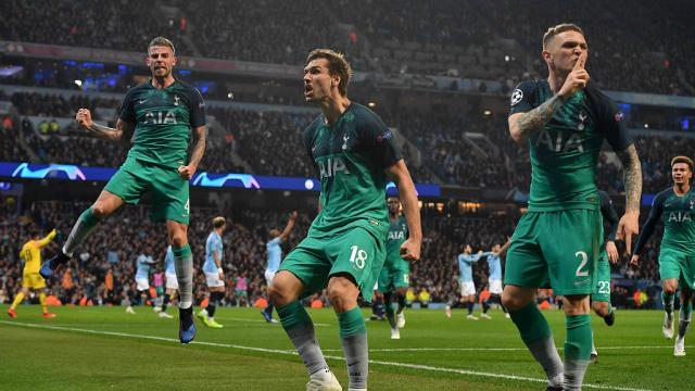 Tottenham au bout du suspens, Liverpool écrase Porto !